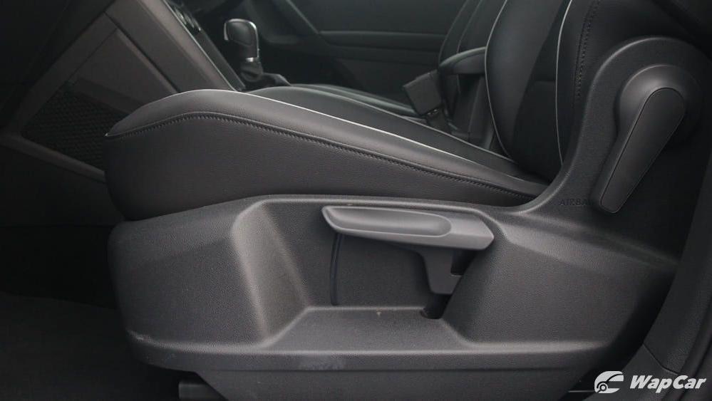 Volkswagen Tiguan 2019 Interior 039