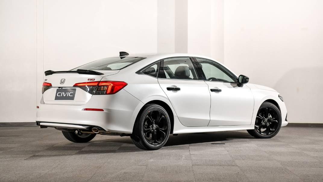 2022 Honda Civic Upcoming Version Exterior 005