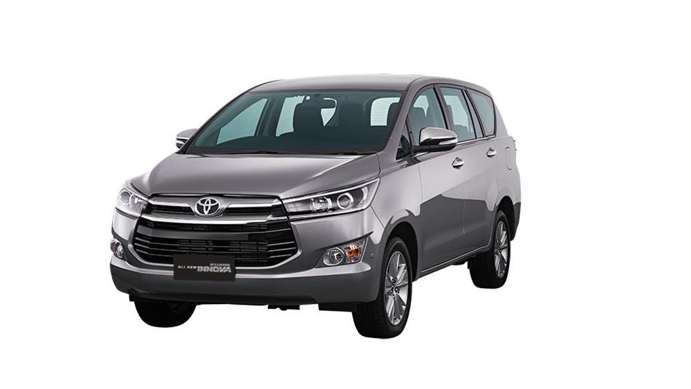 Toyota Kijang Innova 2019 Exterior 001