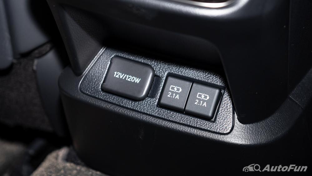 Lexus ES 2019 Interior 025