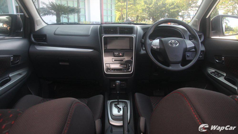 Toyota Avanza 2019 Interior 002