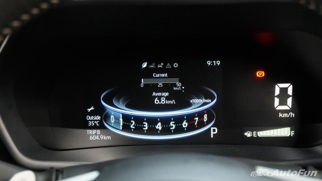 2021 Toyota Raize Interior 010