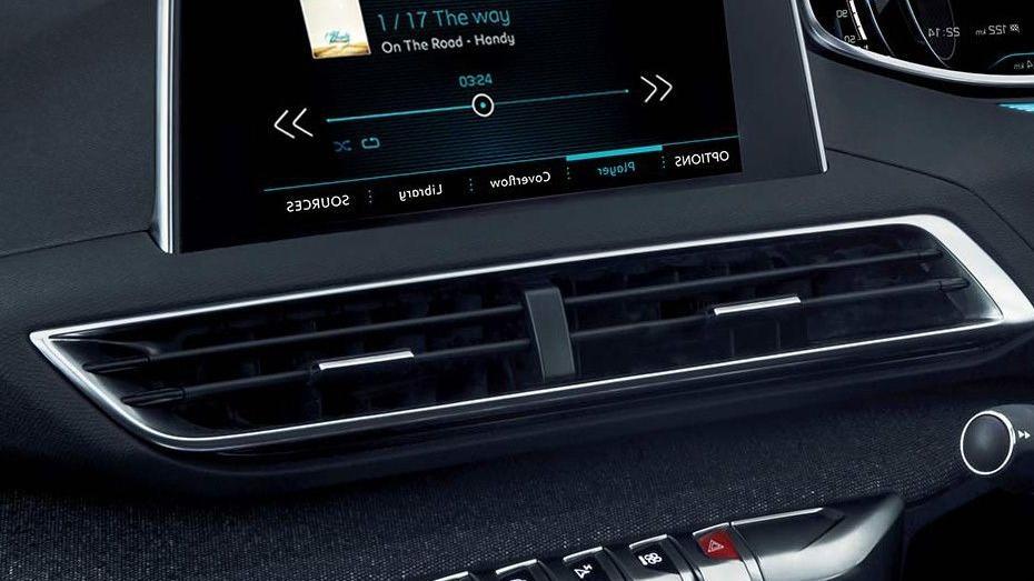 Peugeot 3008 2019 Interior 052