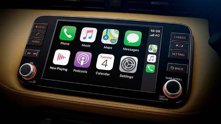 2020 Nissan Kicks e-POWER Interior 002
