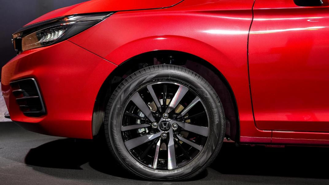 2021 Honda City Hatchback International Version Exterior 065