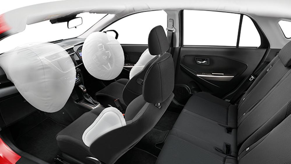 Daihatsu Sigra 2019 Interior 010