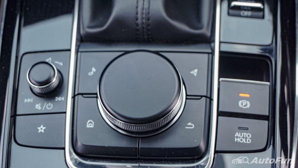 Mazda CX 30 GT Interior 036