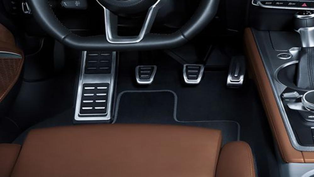 Audi TT Coupe 2019 Interior 006