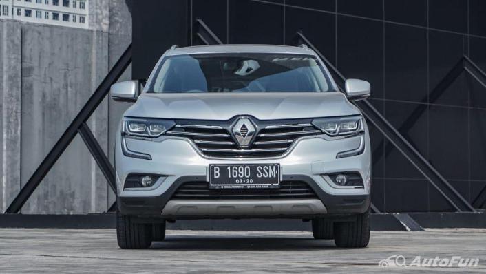 Renault Koleos Signature Exterior 008