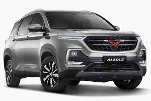 Value for Money, Wuling Almaz Sukses Libas Penjualan Honda CR-V di Desember 2020