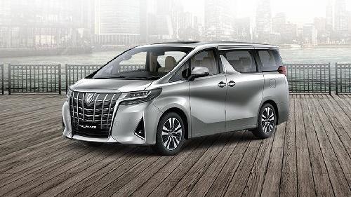 Toyota Alphard 2019 Exterior 004