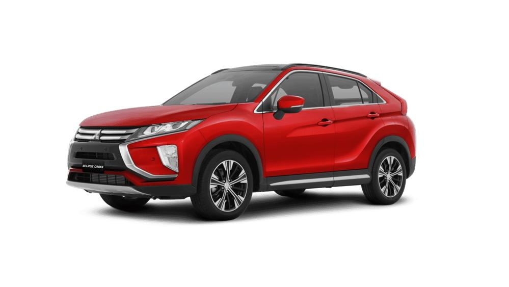 Mitsubishi Eclipse Cross 2019 Exterior 002