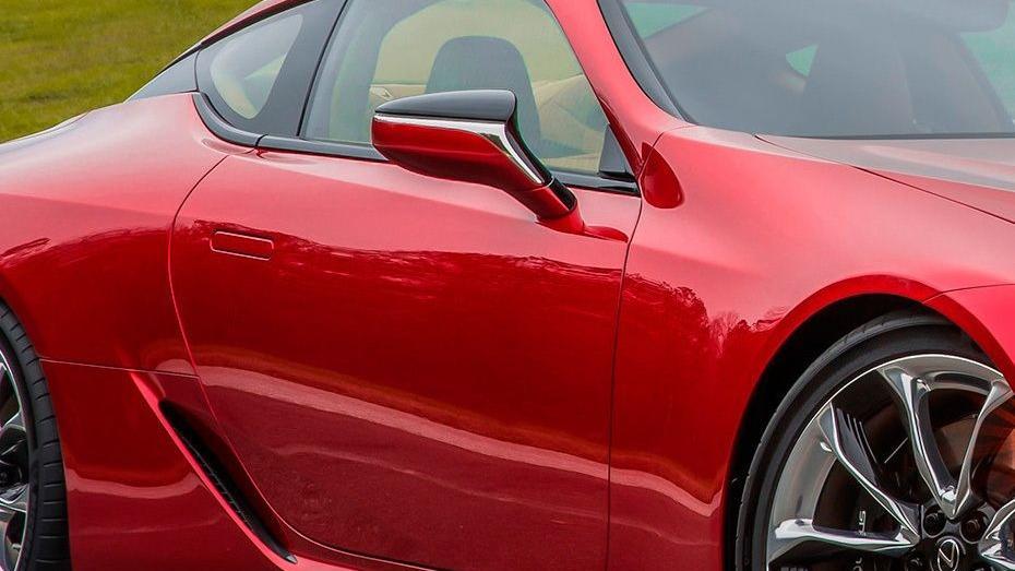 Lexus LC 2019 Exterior 010