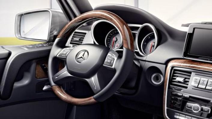 Mercedes-Benz G-Class 2019 Interior 006