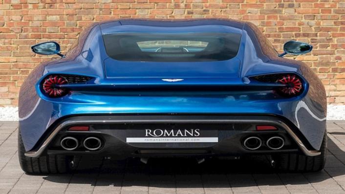 Aston Martin Vanquish 2019 Exterior 005