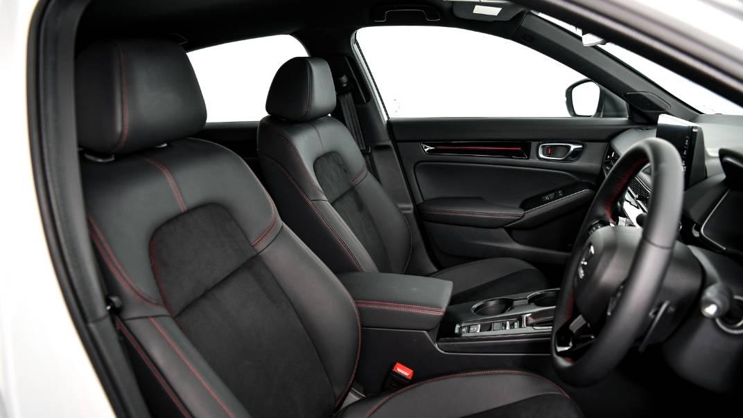 2022 Honda Civic Upcoming Version Interior 082