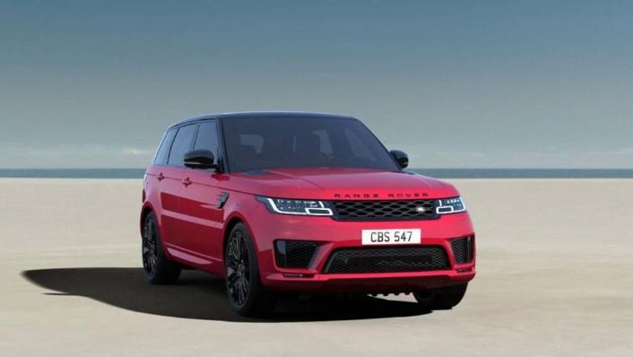 Land Rover Range Rover Sport 2019 Exterior 005