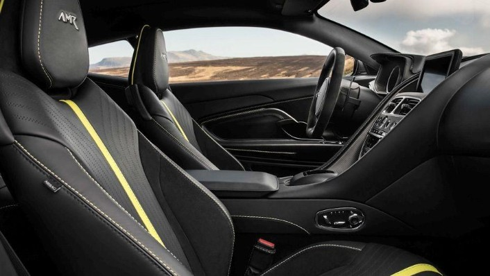 Aston Martin DB11 2019 Interior 006