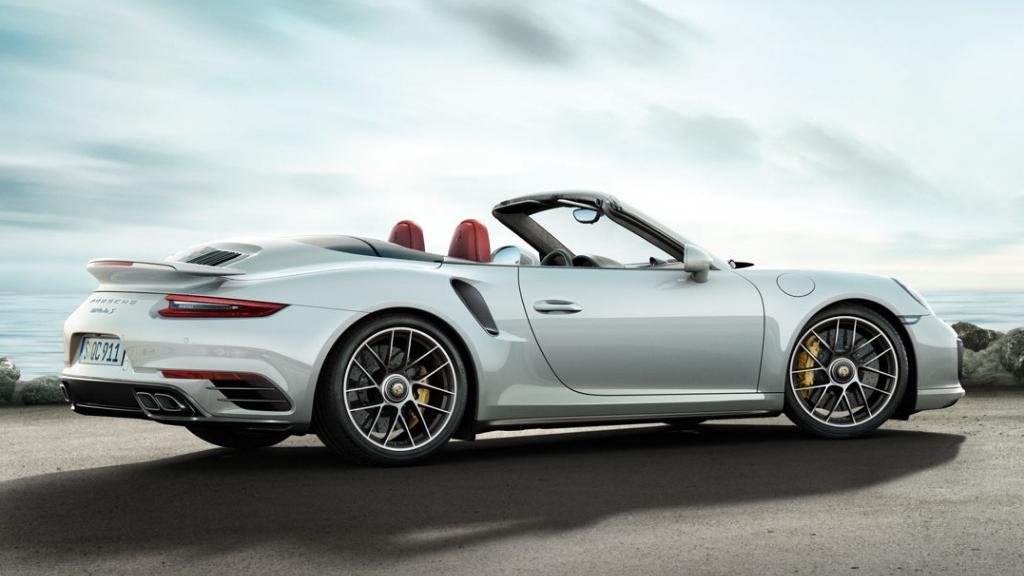 Porsche 911 2019 Exterior 032