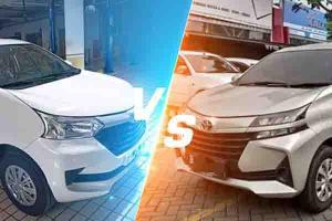 Dibandrol Cuma Rp160 Jutaan, Ini Perbedaan Toyota Transmover dengan Toyota Avanza E