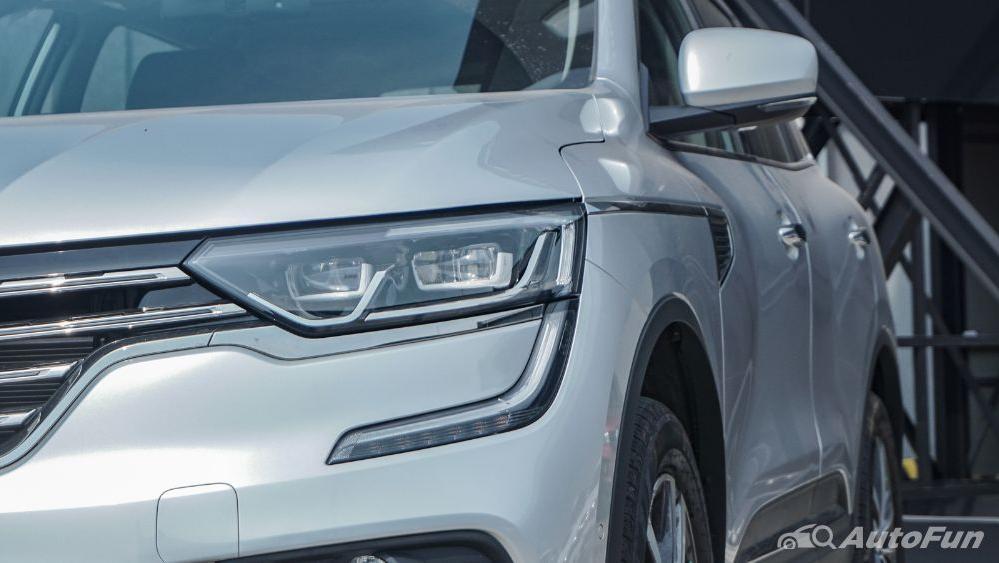 Renault Koleos Signature Exterior 012