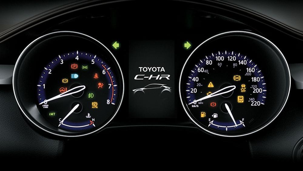Toyota CHR 2019 Interior 002