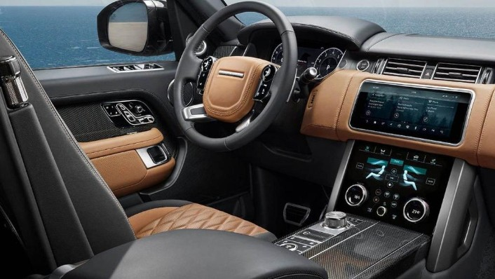 Land Rover Range Rover 2019 Interior 001