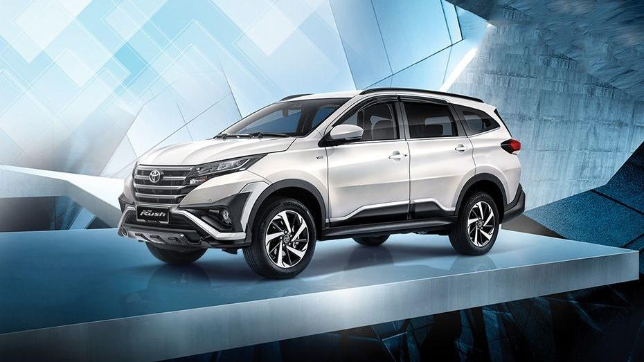 Toyota Rush 2019 Exterior 032