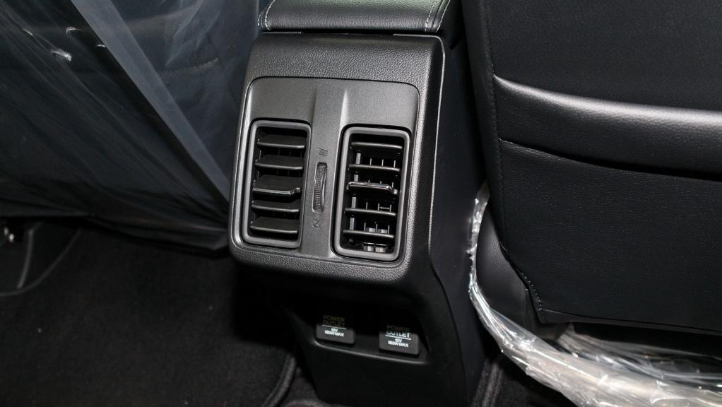Honda City 2019 Interior 034