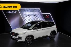 Dengan Mesin Turbo, Seberapa Irit Konsumsi BBM Wuling Almaz 2021?