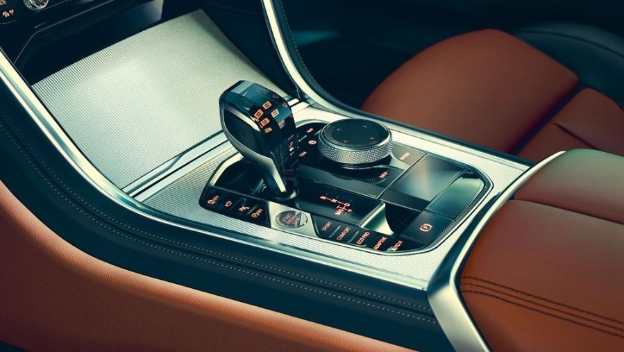 BMW 8 Series Coupe 2019 Interior 008