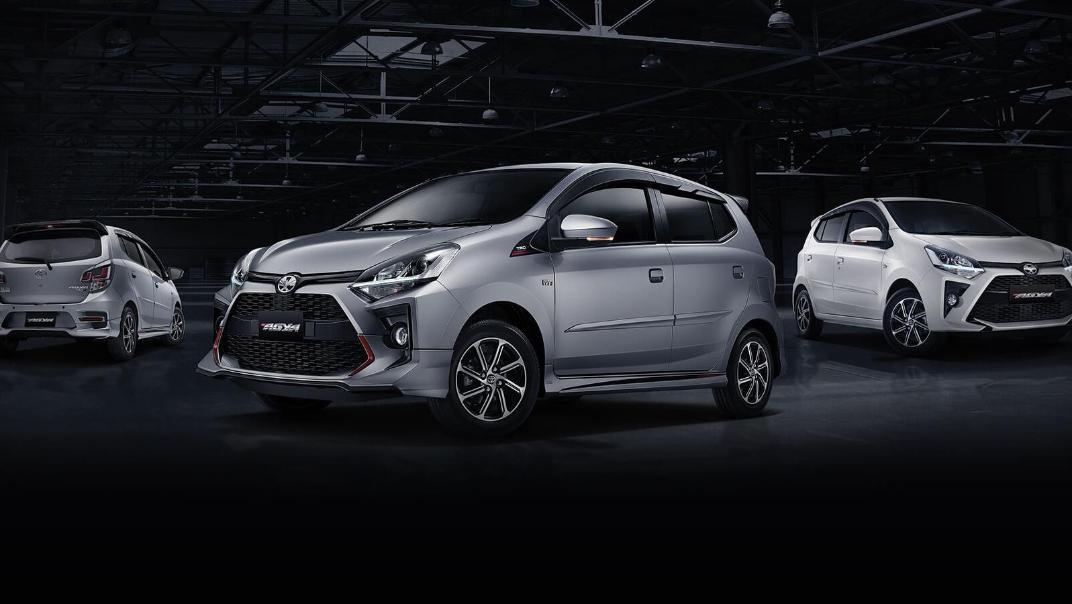 Toyota Agya 2020 Exterior 003