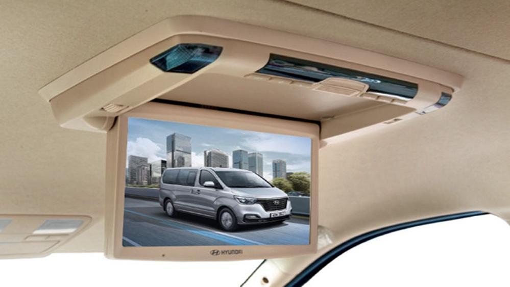 Hyundai H1 2019 Interior 010