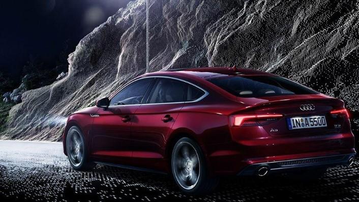 Audi A5 2019 Exterior 002