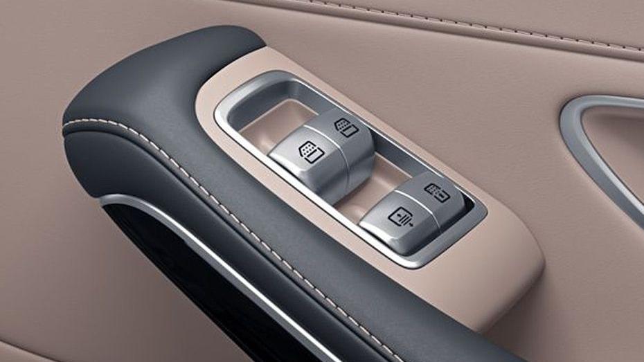Mercedes-Benz S-Class 2019 Interior 007