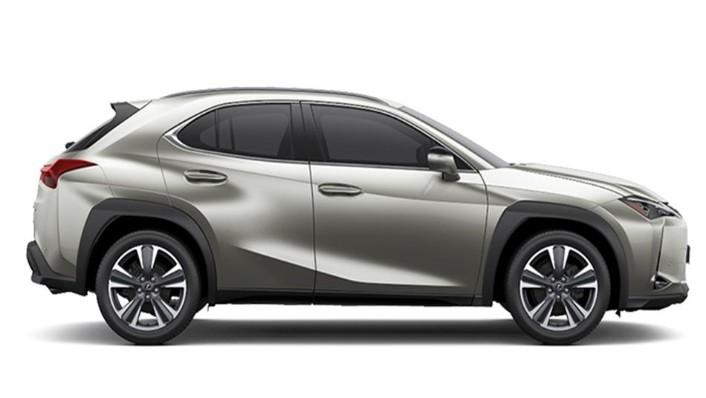 Lexus UX 2019 Exterior 006