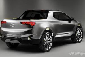 Kejutan, Hyundai Siapkan Pick up Buatan Indonesia Penantang Toyota Hilux