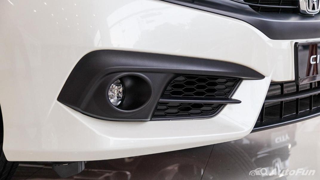 Honda Civic 2019 Exterior 007