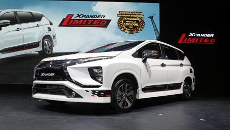Mitsubishi Xpander Limited Limited A/T Daftar Harga, Gambar, Spesifikasi, Promo, FAQ, Review & Berita di Indonesia | Autofun