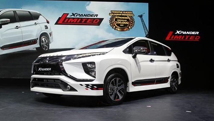 Mitsubishi Xpander Limited 2019 Exterior 001
