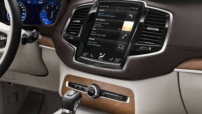 Volvo XC90 2019 Interior 006