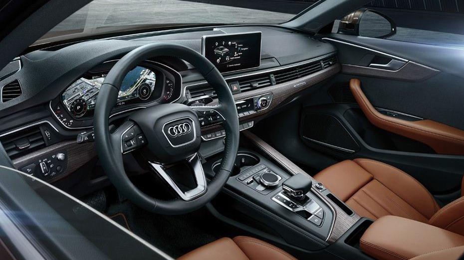 Audi A4 2019 Interior 002