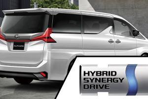 Toyota Alphard 2022 Makin Mewah, Hanya Tersedia Mesin Hybrid