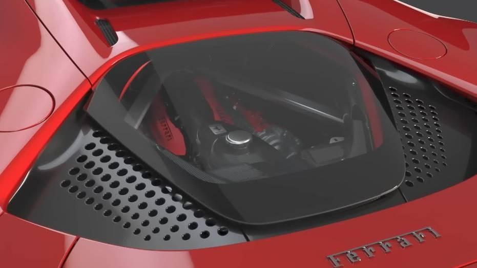 Ferrari SF90 Stradale 2019 Exterior 012