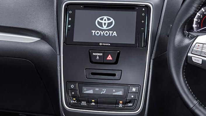 2021 Toyota Veloz 1.5 A/T GR Limited Interior 002