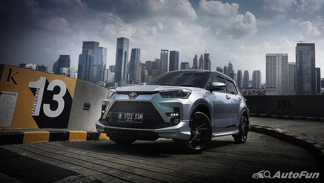 2021 Toyota Raize Exterior 052