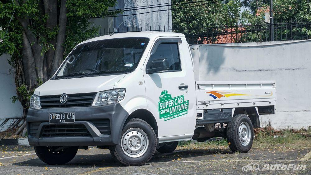 Overview Mobil: Daftar harga cicilan mobil 2020-2021 All New DFSK Supercab Rp167,000 - 119,500 01