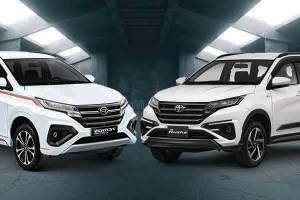 Lupakan Sejenak All New Honda BR-V, Ini Perbedaan Toyota Rush GR Sport dengan Daihatsu Terios IDS