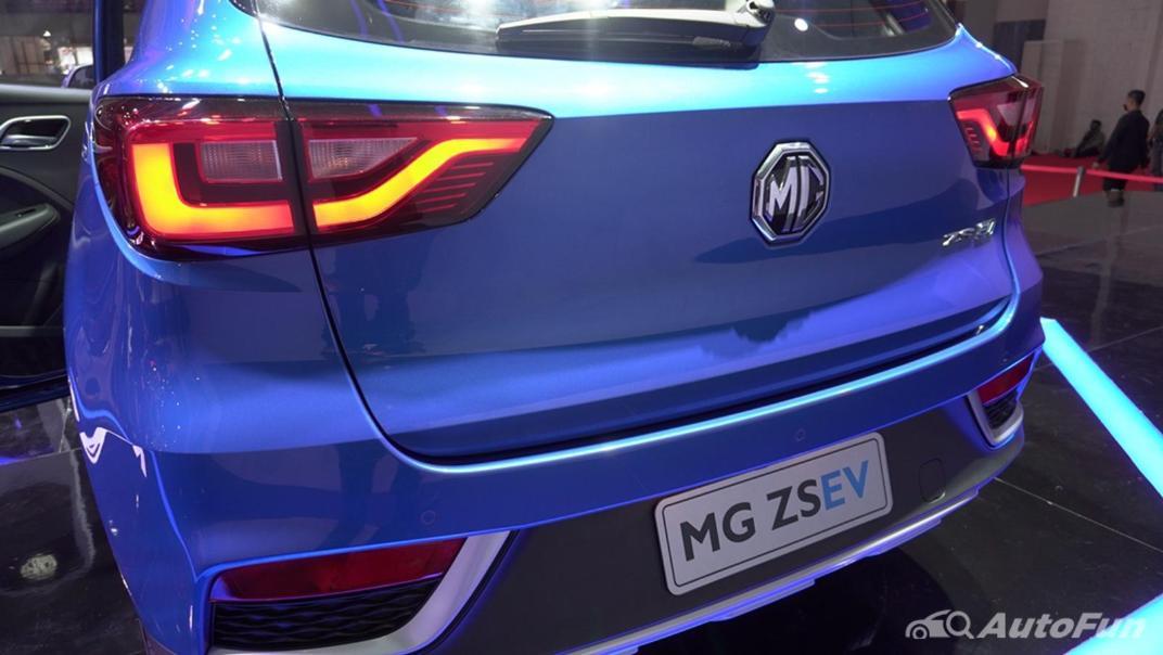 2021 MG ZS Exterior 005