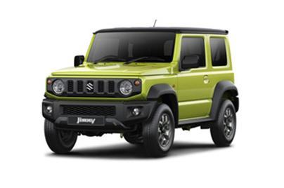 Suzuki Jimny MT Single Tone